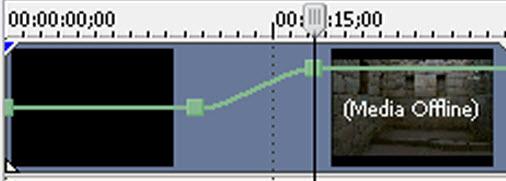 Плавность изменения скорости видео