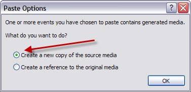 Создание независимой копии файла